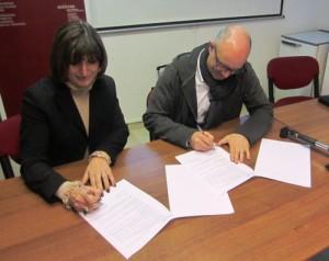Donatella Consolandi e Luciano Zanin