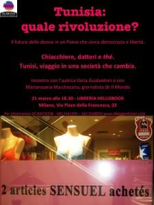 Invito Hellisbook, Milano 21 marzo