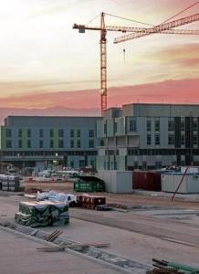 StudioStella - SANTORSO Ospedale Unico avanzamento lavori