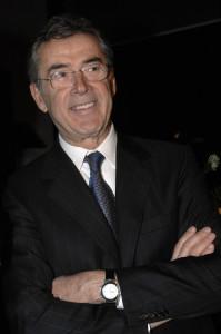 Presidente Nuovo casin˜ di Campione d'Italia Mario Resca.