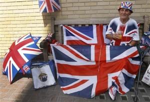 Britain Royal Baby 4