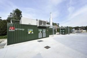 Impianto di Cogenerazione per Bellotta - Modello 1 x Ecomax 10 BIO - Potenza elettrica 998 KWe - Potenza termica 575 KW