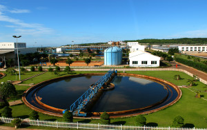 Hainan Jinhai plant Wastewater treatment_App_China