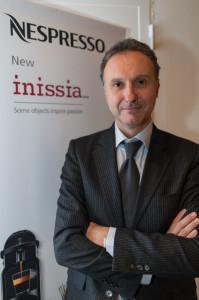 Fabio Degli Esposti, Market Director Nespresso Italiana