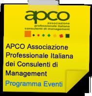 Apco e ICMCI il 7 luglio a Expo