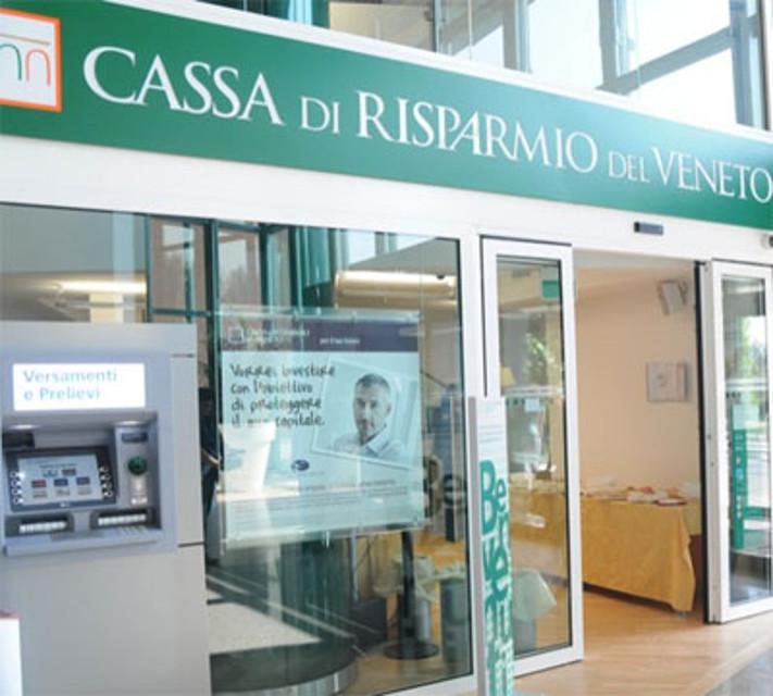 alla cassa di risparmio del veneto affidata la tesoreria ForCassa Di Risparmio Del Veneto
