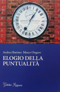 Elogio della puntualità (cover)