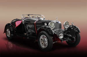 Mercedes-Benz special Roadster 380 1933