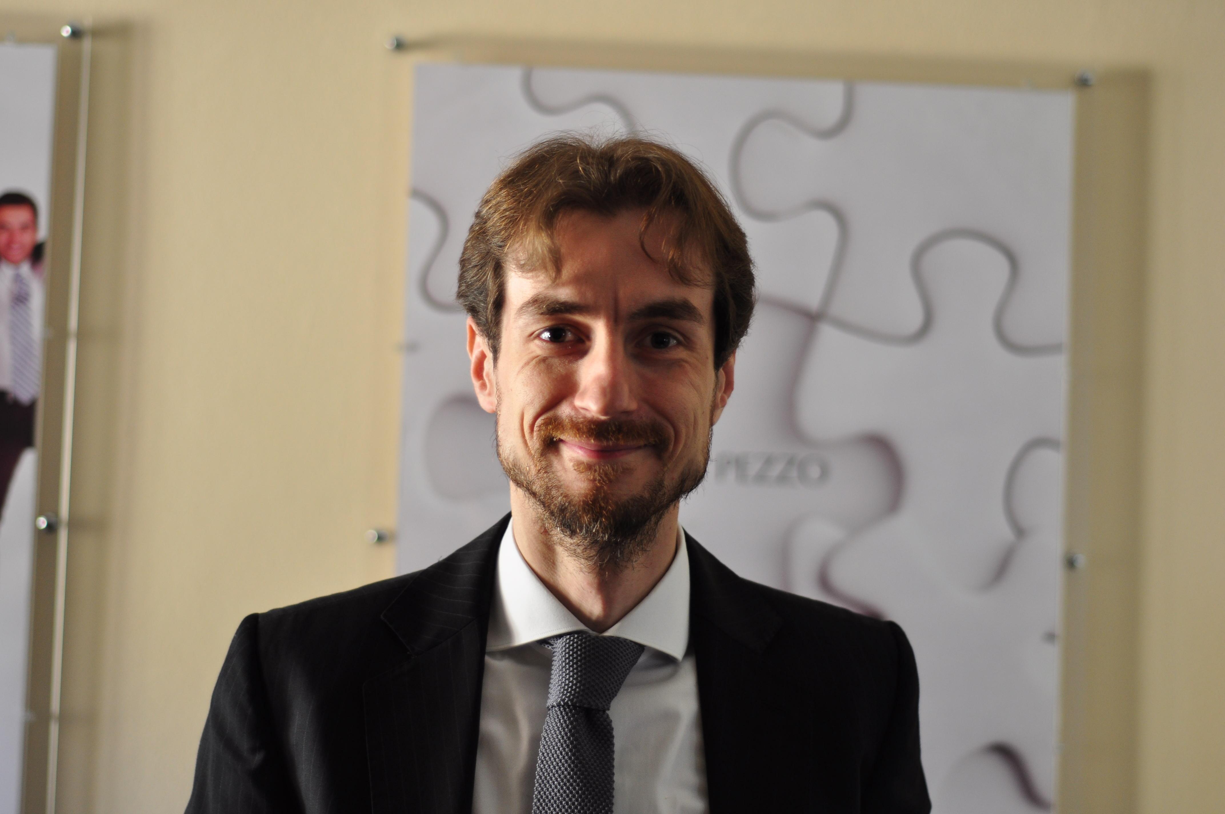 "Francesco Reggiani direttore del personale Credem """