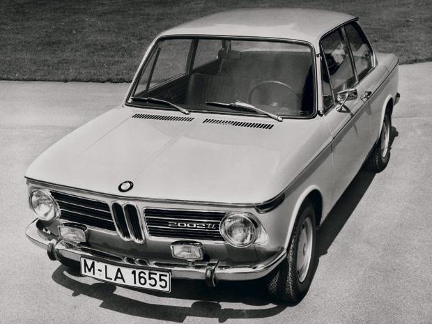 BMW partecipa alla 31a edizione <br> di Auto e Moto d'Epoca