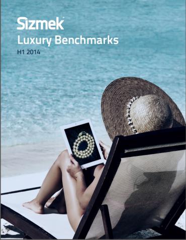 Benchmark report di Sizmek nel settore del lusso <br> 42 brand internazionali a confronto