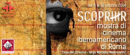 Domani a Roma apre la mostra del Cinema <br> iberoamericano Scoprir