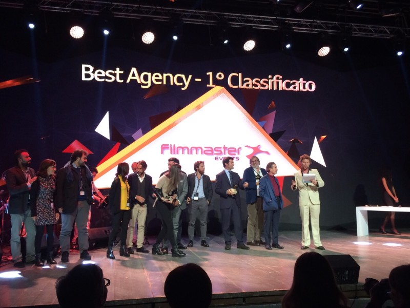 Filmmaster Events vince il Best Event Awards