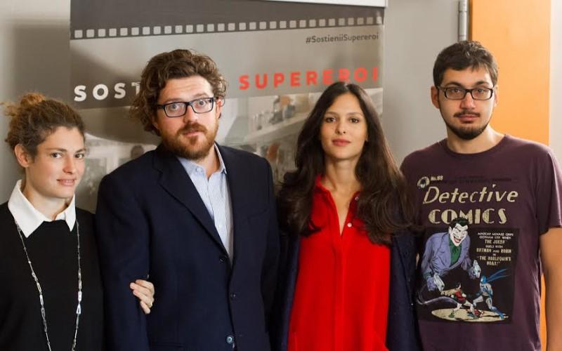 Raccontare la ricerca scientifica con il cinema <br> Dompé premia Sostieni i supereroi