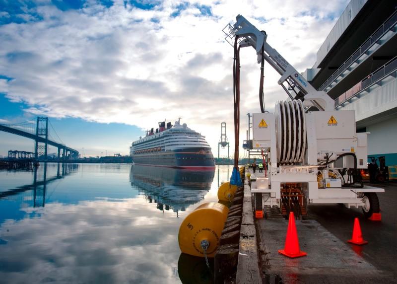 Alternative-Maritime-Power-at-Los-Angeles-World-Cruise-Center-Photo-Port-of-LA