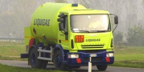 Liquigas approva le proposte combattere l'inquinamento