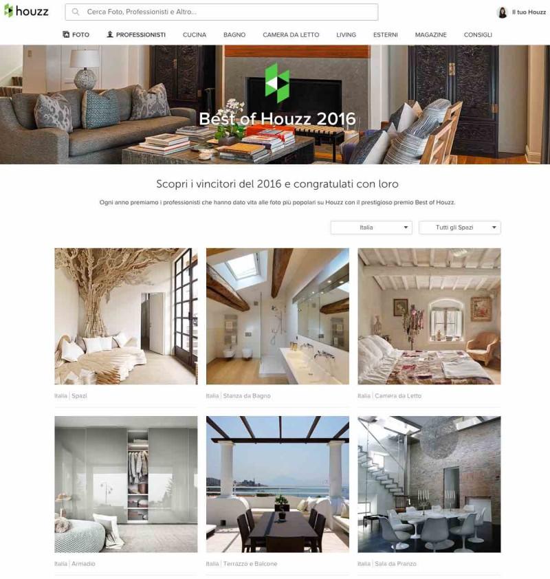 Best of Houzz Italia - Design