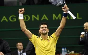 Novak Djokovic si aggiudica il 60° torneo ancora con HEAD
