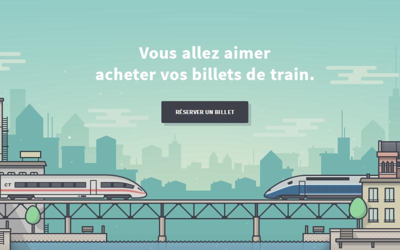 Biglietti ferroviari europei al prezzo migliore? Con Captain Train