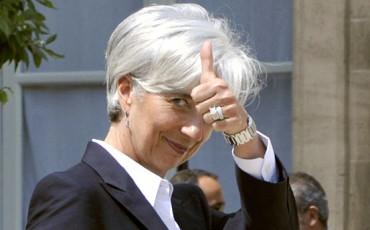 FMI: dopo Lagard ancora Lagard?