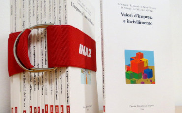 Inaz pubblica un altro volume per la collana Piccola Biblioteca d'Impresa