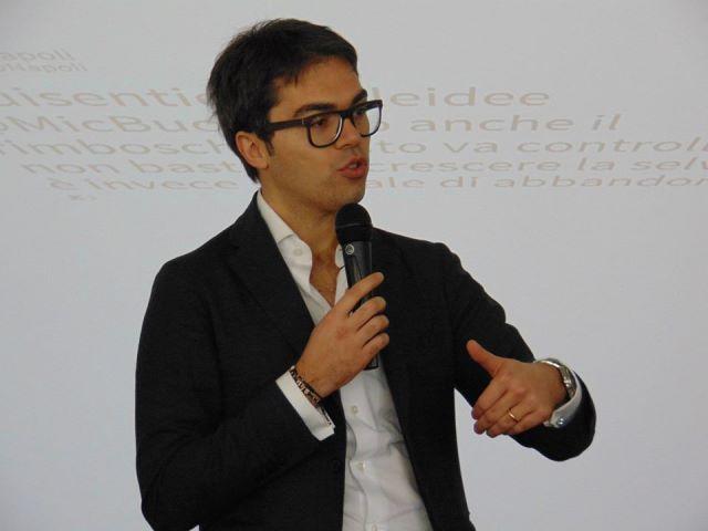 Angelo Bruscino (Confapi) presenta: Il Bivio, sogni e speranze dei giovani italiani in tempo di crisi