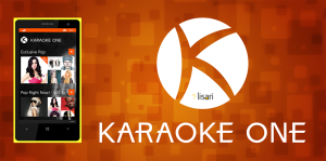 Karaoke-One-Windows-Phone
