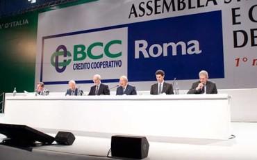 BCC Roma: 18,4 milioni di utile netto nel 2015