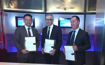 La Regione Sardegna, il CRS4 e Huawei insieme per progetti su Smart & Safe City