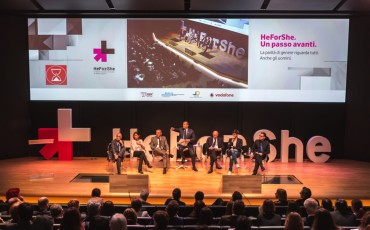 "Next Group con Vodafone per ""HeForShe"""