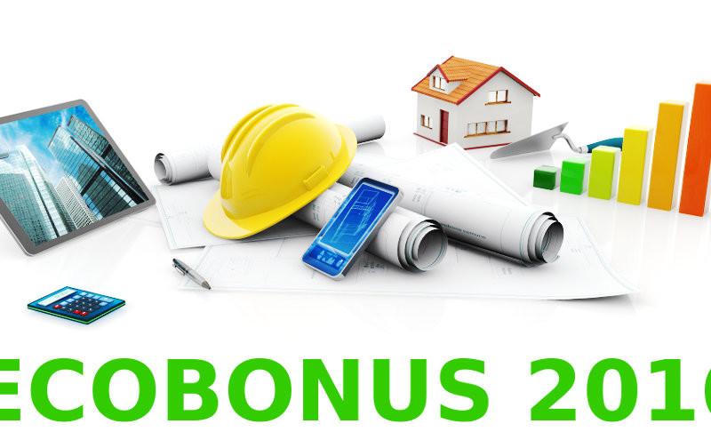 Ecobonus: è online il portale per inviare la documentazione