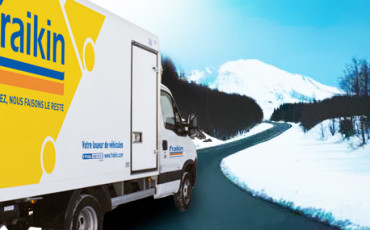 Iveco e Fraikin insieme per il noleggio dei veicoli commercali
