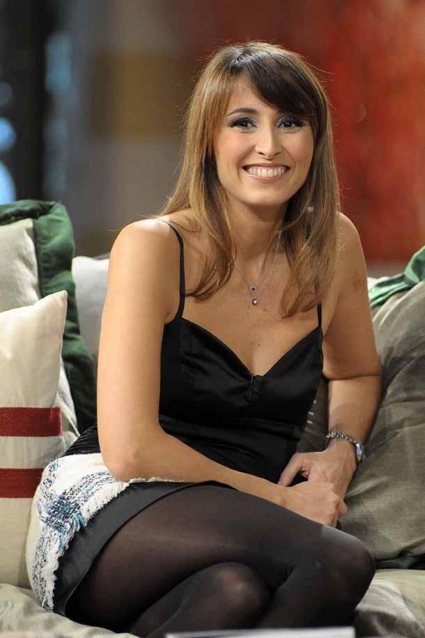 """Milano - Programma TV """"Kalispera"""" - Benedetta Parodi"""