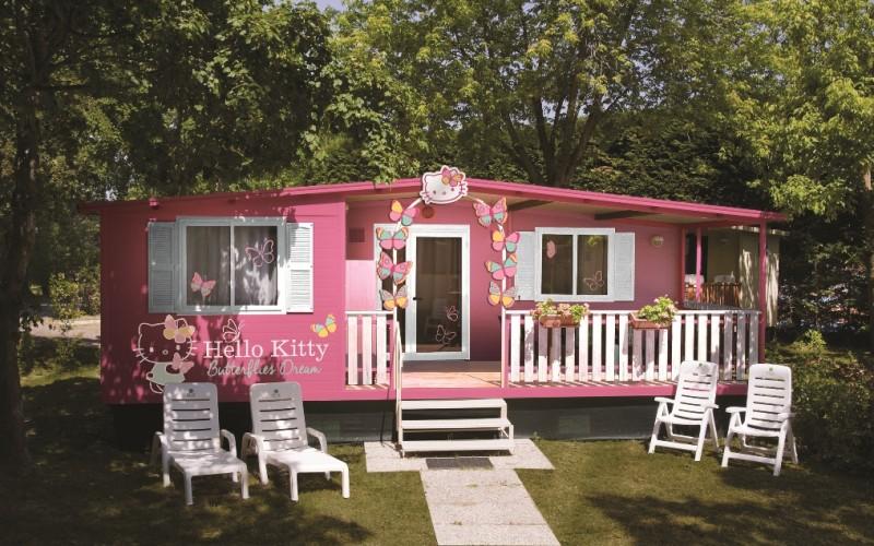 Hello Kitty: arriva la casa mobile per trascorre le vacanze