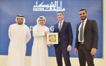 Emirati: Dubai FDI e Department of Economic Development premia Diacron