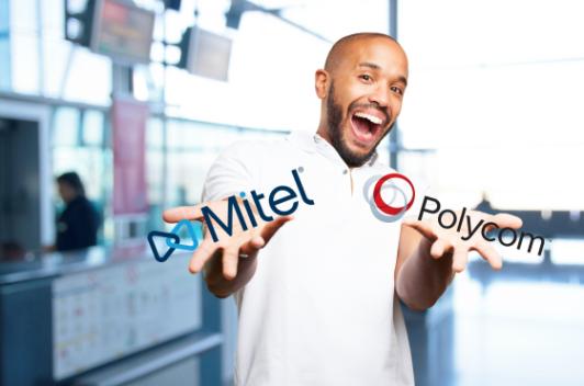 Mitel e Polycom insieme creano un colosso da 2,5 miliardi di dollari
