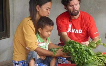 Cracco da Masterchef alla difesa dei piccoli agricoltori Cambogiani