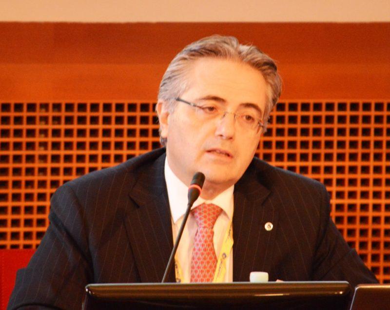 Alfonso Santilli, Presidente Credimpex