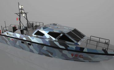 Baglietto Navy si prepara alla guerra