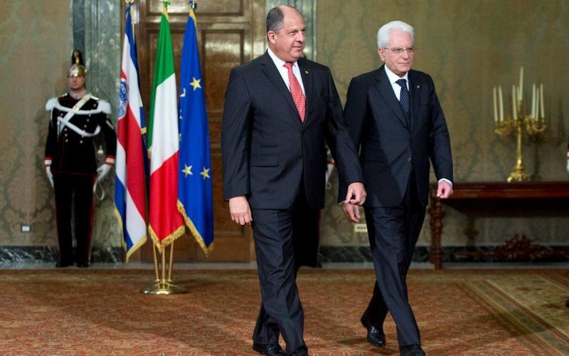Costa Rica invita gli imprenditori italiani