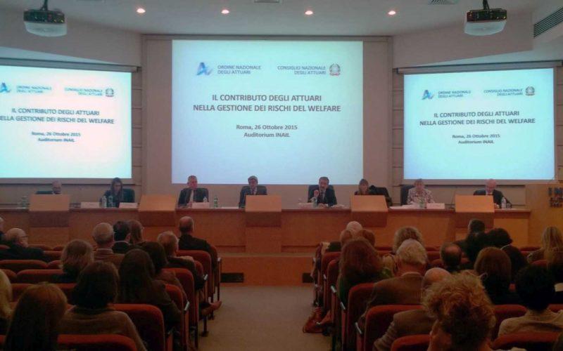 Flessibilità e opportunità del welfare nel seminario GNP