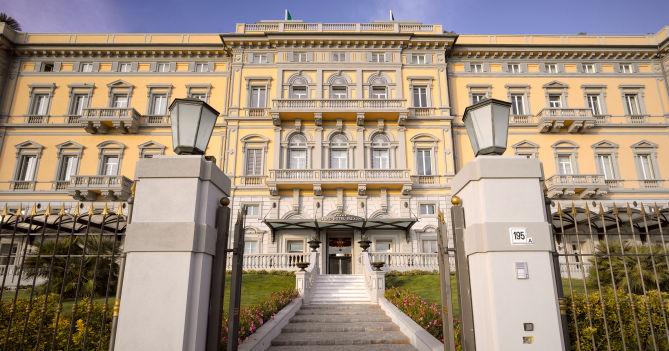 Uappala conquista l'Hotel Palazzo di Livorno