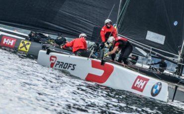 Helly Hansen è partner tecnico della GC32 Malcesine Cup