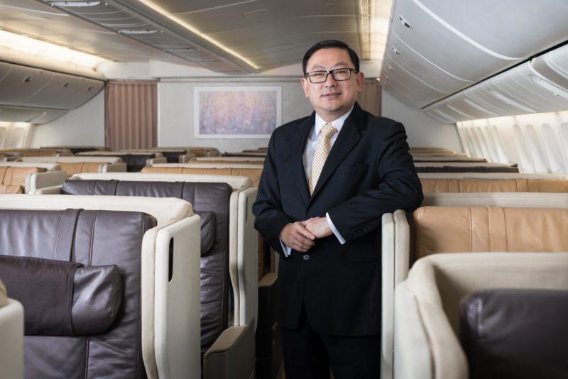 Teck Hui Wong_General Manager Italia di Singapore Airlines