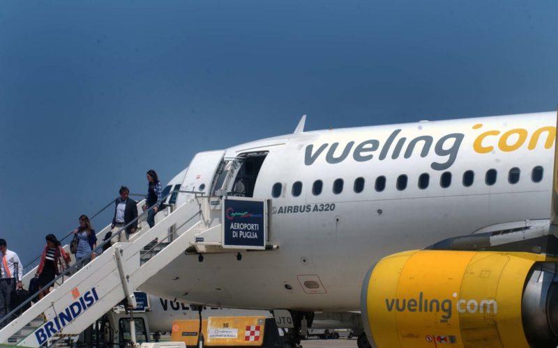 Vueling avvicina la Puglia a Firenze, Barcellona e Parigi