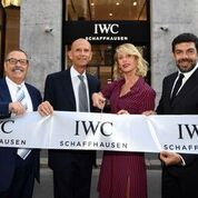 PalazziGas Events firma un nuovo Opening IWC