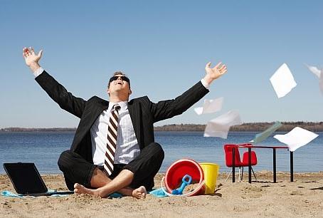 Vacanze? Meglio cercarsi un lavoro…