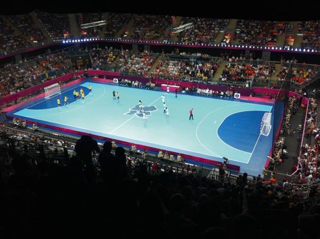 Gerflor è già a Rio per le Olimpiadi