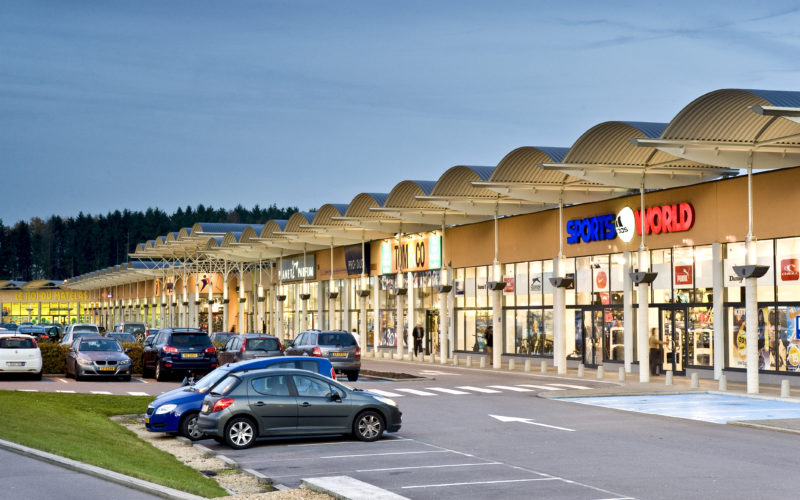 Redevco acquista l'Hydrion retail park da TH Real Estate