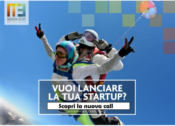 TILT: Innovation Factory lancia un nuovo bando IFchallenge